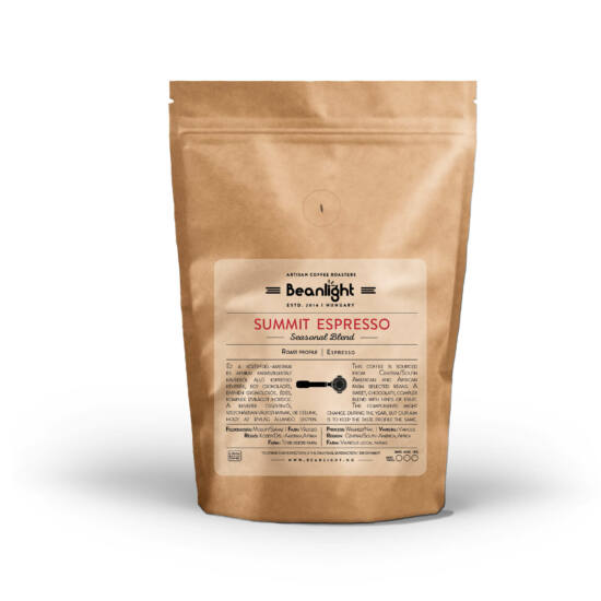 Summit Espresso 400g specialty kávé