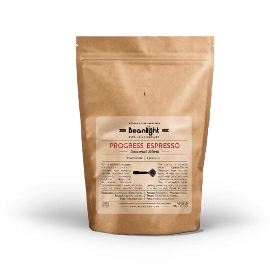 Progress Espresso 200g specialty kávé