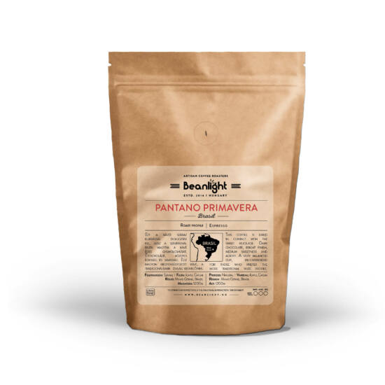Pantano Primavera 400g specialty kávé