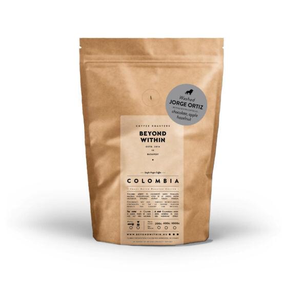 Jorge Ortiz Colombia 200g specialty szemes kávé