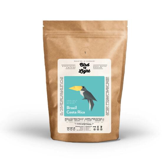 Brazil - Costa Rica BLEND Specialty Kávé 400g