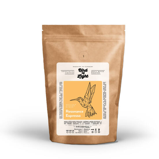 Resonance Espresso - Specialty Kávé 200g