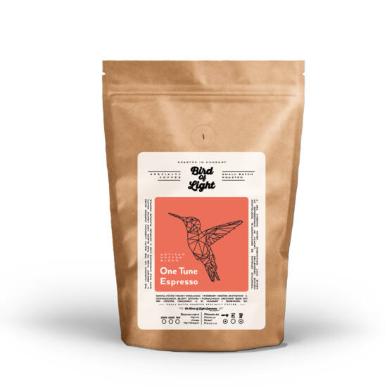 One Tune Espresso - Specialty Kávé 1000g