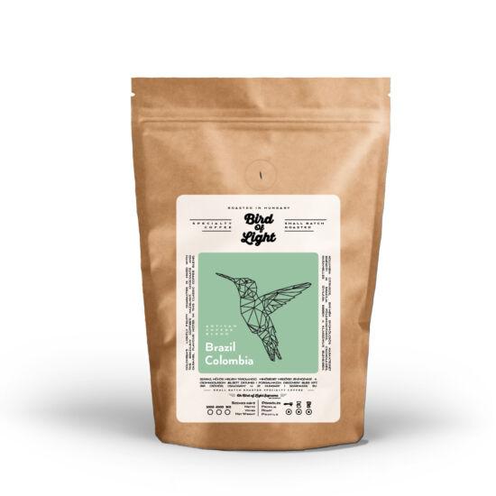 Brazil - Kolumbia BLEND Specialty Kávé 400g