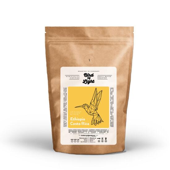 Etiópia - Costa Rica BLEND Specialty Kávé 400g