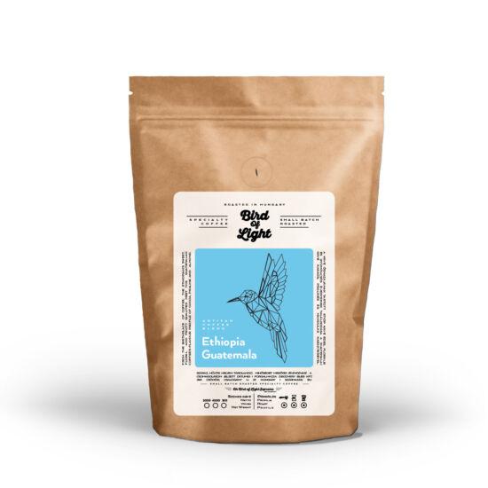 Etiópia - Guatemala BLEND Specialty Kávé 400g