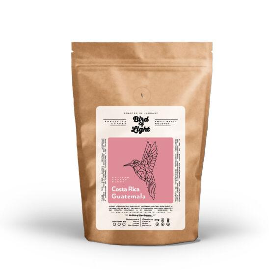 Costa Rica - Guatemala BLEND Specialty Kávé 200g