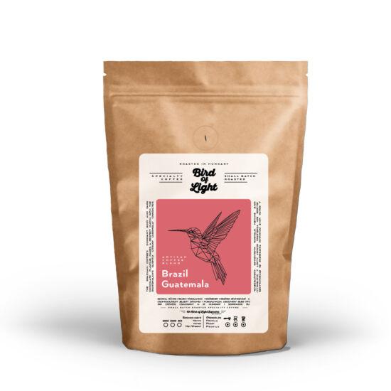 Brazília - Guatemala BLEND Specialty Kávé 1000g