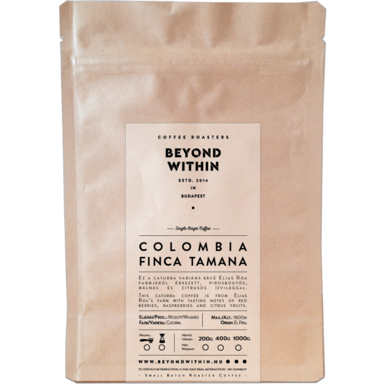 Colombia Finca Tamana 200g filter