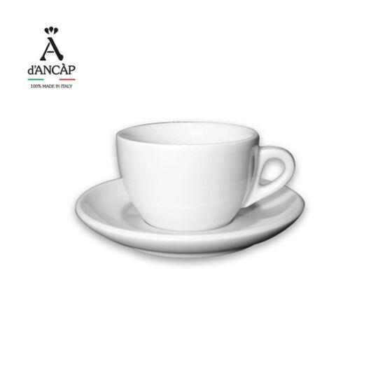 Cappuccino large 260ml csésze + alj VERONA