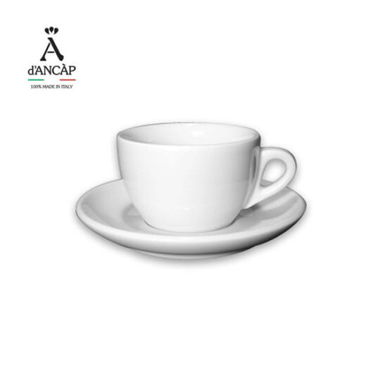 Caffeelatte 350ml ANCAP csésze + alj VERONA (az alábbi ár 1 db-ra vonatkozik)