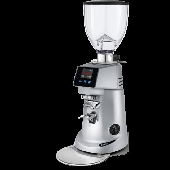 Fiorenzato kávéőrlő, F83 E - metálszürke