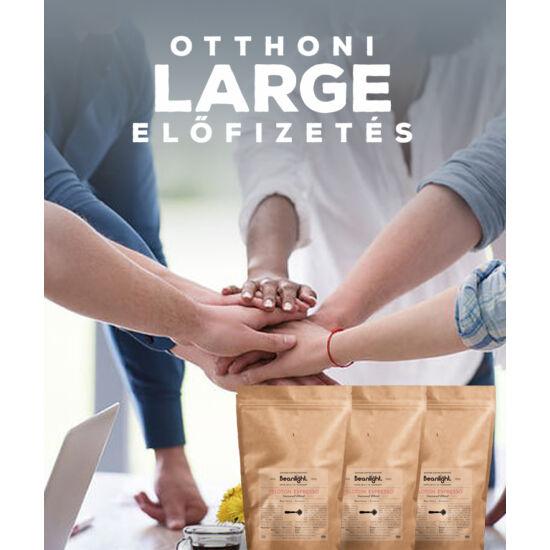 """Standard """"Large"""" - Beanlight Előfizetés (Otthonra)"""