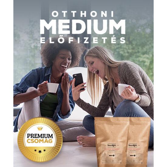 """Premium """"Medium"""" - Beanlight Előfizetés (Otthonra)"""