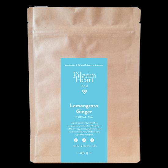 Lemongrass Ginger Tea 250g