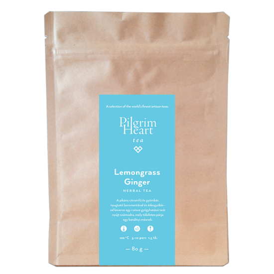 Lemongrass Ginger Tea 80g
