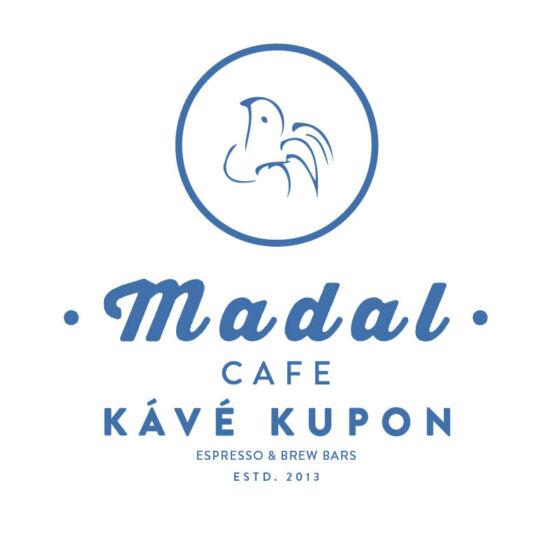 Madal Kávé Kupon (5x1000Ft)