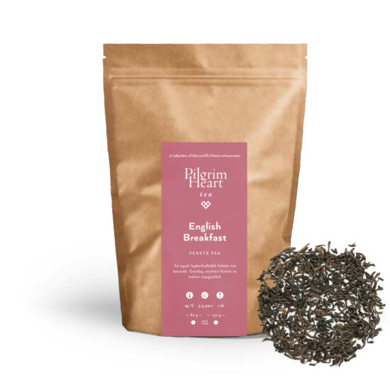 English Breakfast Tea 80g - fekete tea