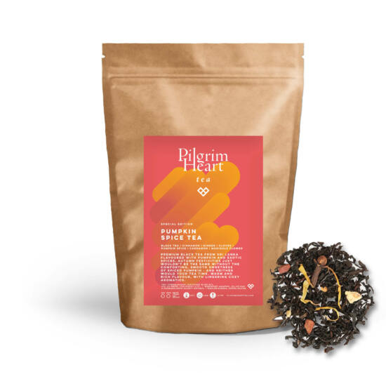 Pumpkin Spice tea 80g /special edition/