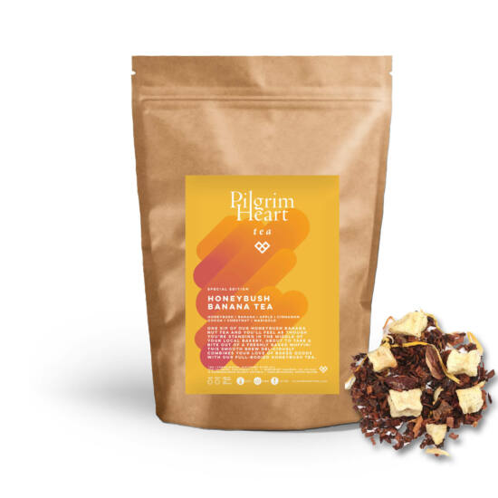 Honeybush-Banana tea 250g /special edition/