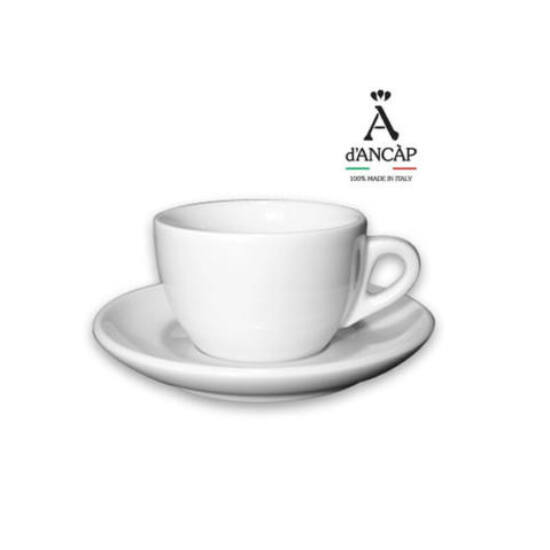 Cappuccino 180ml ANCAP csésze + alj VERONA