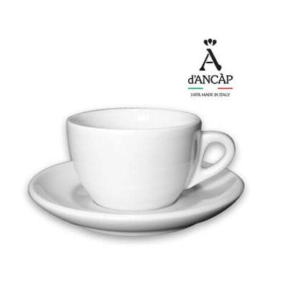 Caffeelatte 350ml ANCAP csésze + alj VERONA
