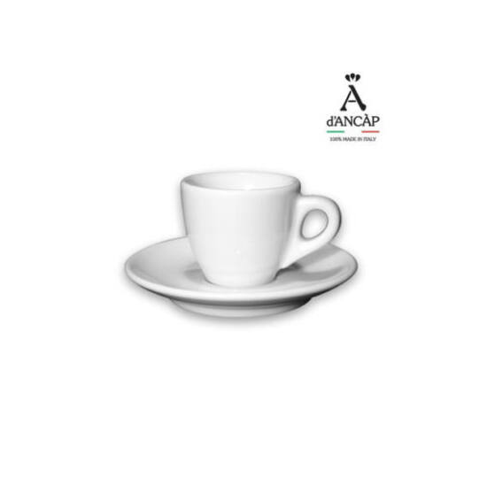 Espresso 55ml ANCAP csésze + alj PALERMO