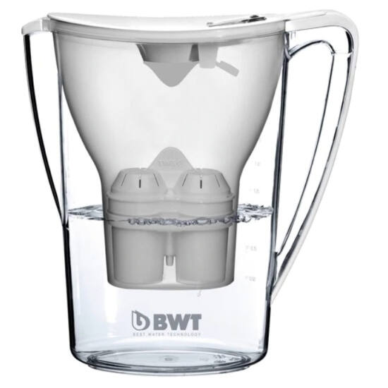BWT - Mg2+ vízszürő kancsó Fehér