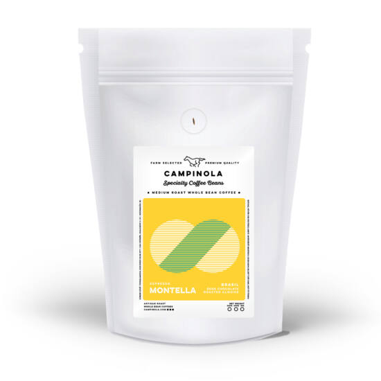 Montella BRAZIL 400g specialty kávé