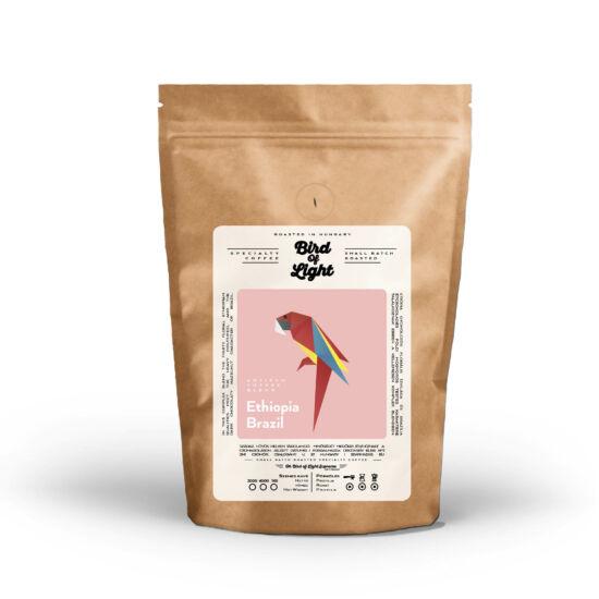 Etiópia - Brazil BLEND Specialty Kávé 400g