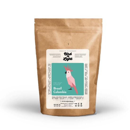 Brazil - Kolumbia BLEND Specialty Kávé 1000g