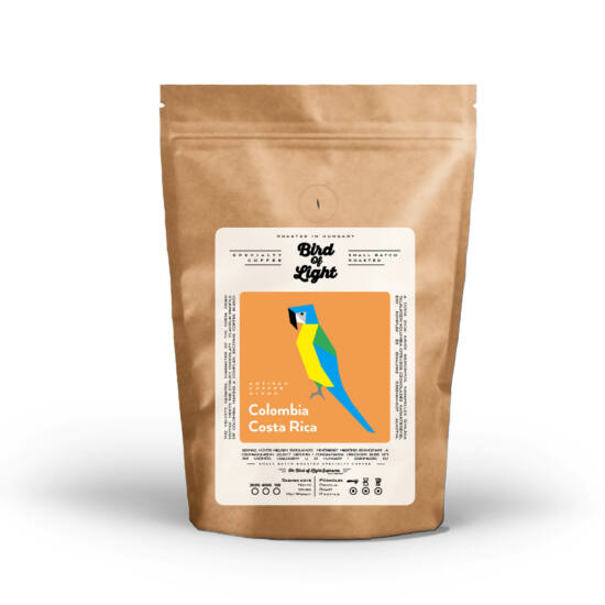 Kolumbia - Costa Rica BLEND Specialty Kávé 400g