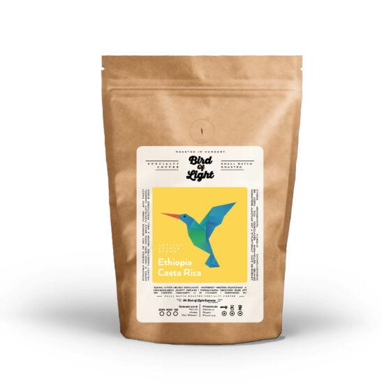 Etiópia - Costa Rica BLEND Specialty Kávé 1000g