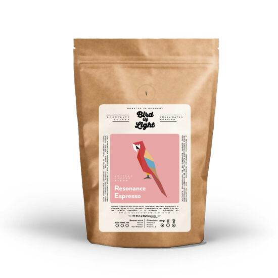 Resonance Espresso - Specialty Kávé 400g