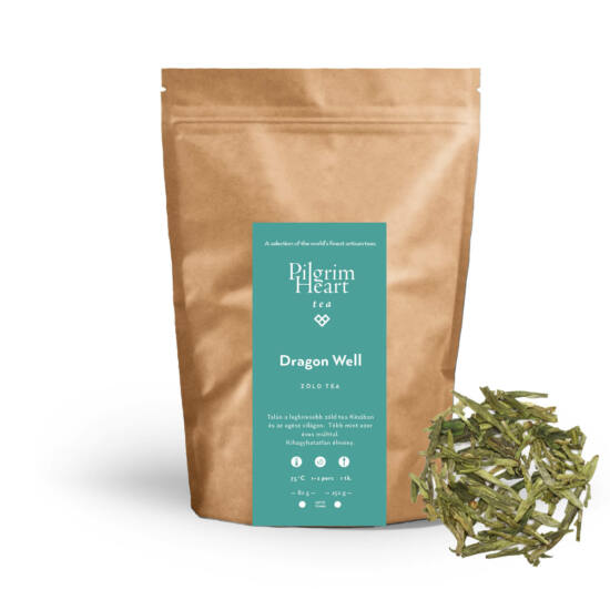 Dragonwell 80g - zöld tea