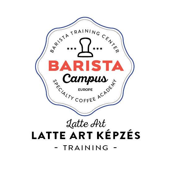 latte art képzés