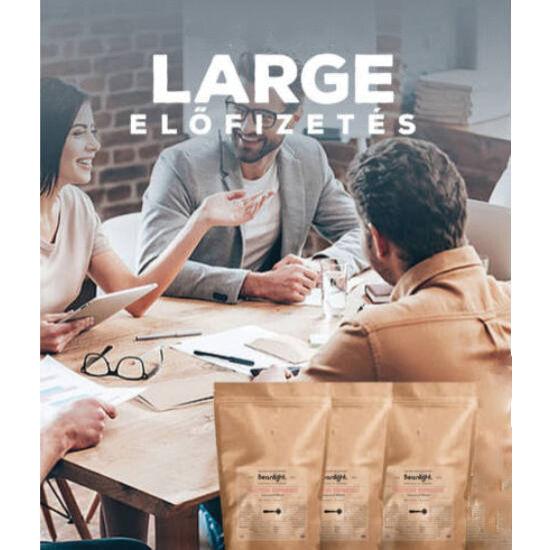 Specialty Kávé Előfizetés LARGE (havi 3x1kg)