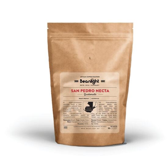 San Pedro Necta GUATEMALA 400g specialty kávé