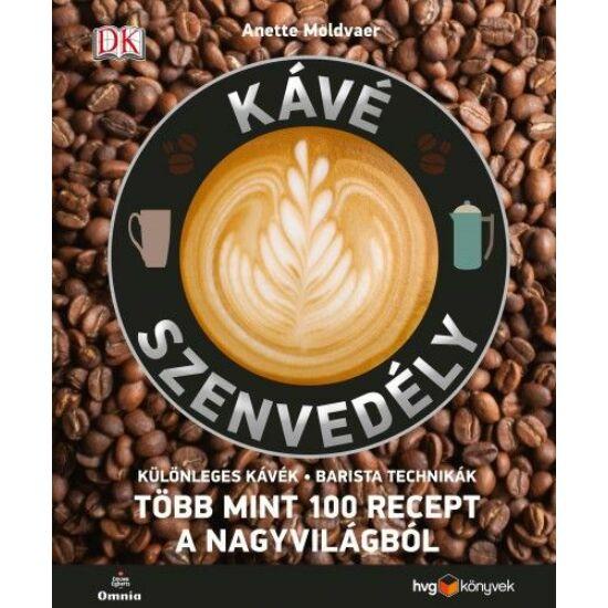 Kávé Szenvedély könyv