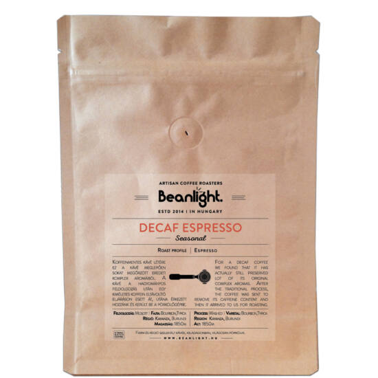 DECAF Espresso 200g