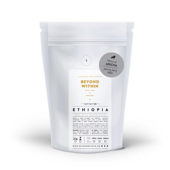 Aricha ETHIOPIA 400g specialty kávé