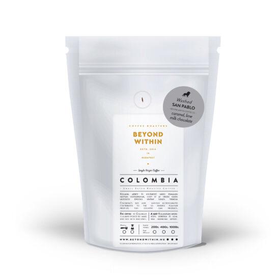 San Pablo COLOMBIA 200g specialty kávé