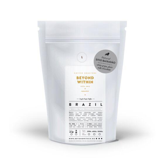 Sitio Baixadão BRAZIL 200g specialty kávé