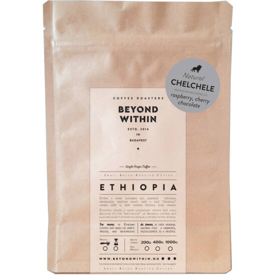 Chelchele Ethiopia 1000g filter