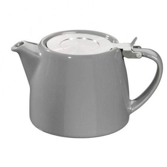 Stump teapot 50cl, grey