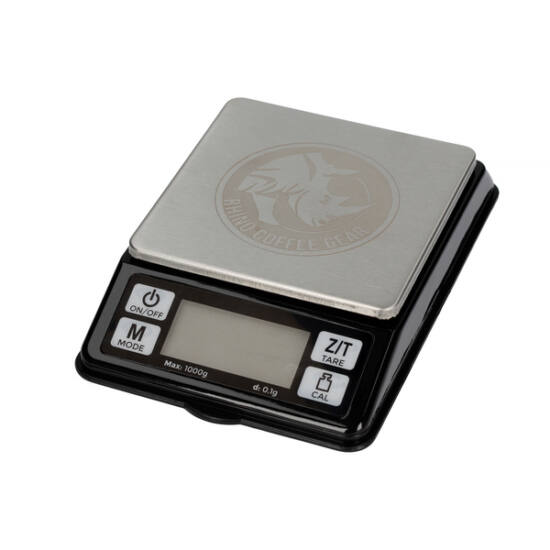 Rhino preciziós barista mérleg max 1kg, 0,1g pontosság