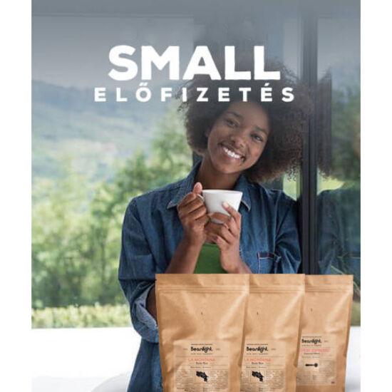 Specialty Kávé Előfizetés SMALL (havi 3x200g)