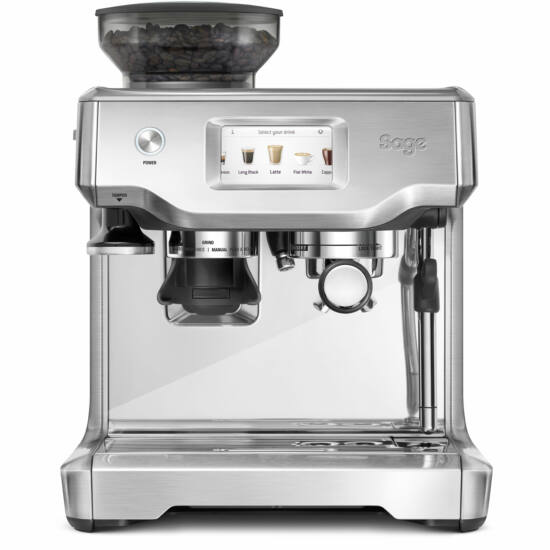 "Sage SES880 ""The Barista Touch"" kávéfőző, kávégép"
