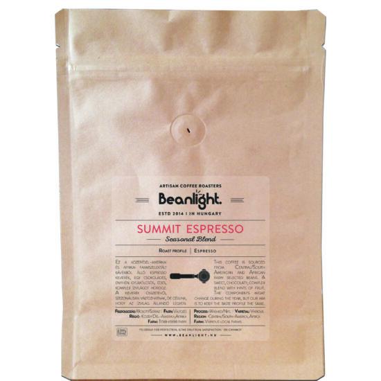 Summit Espresso 400g