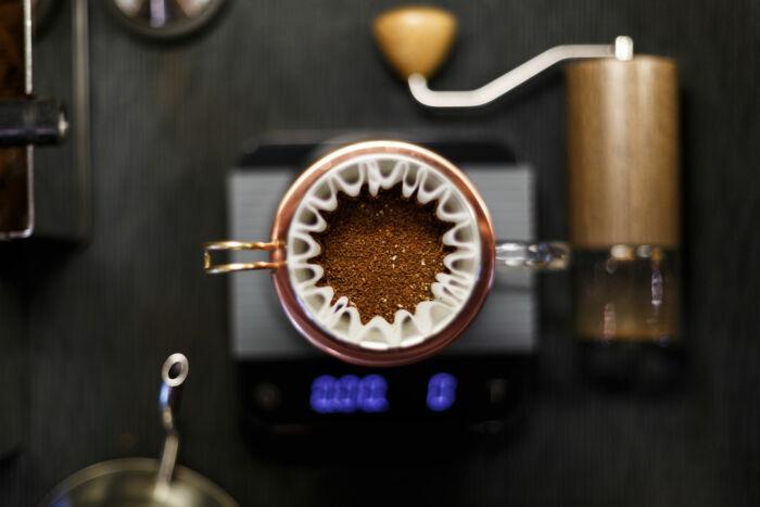 Specialty kave keszitese